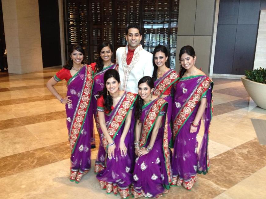 talluri wedding